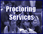 Proctoring Services Logo
